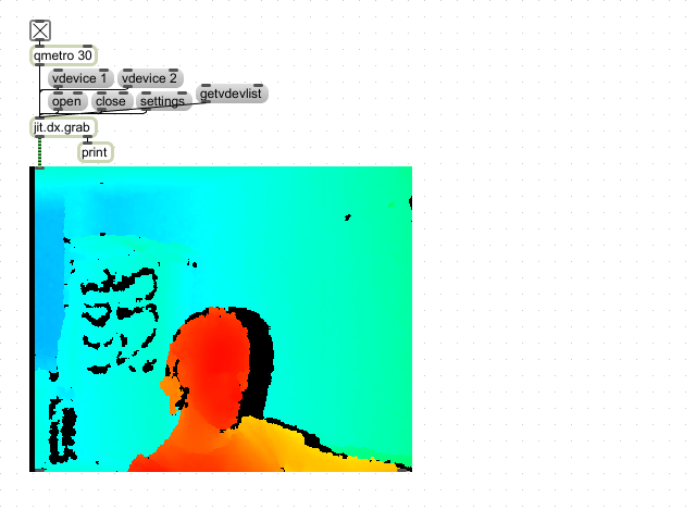 Open Kinect - MaxMSP Forum | Cycling '74