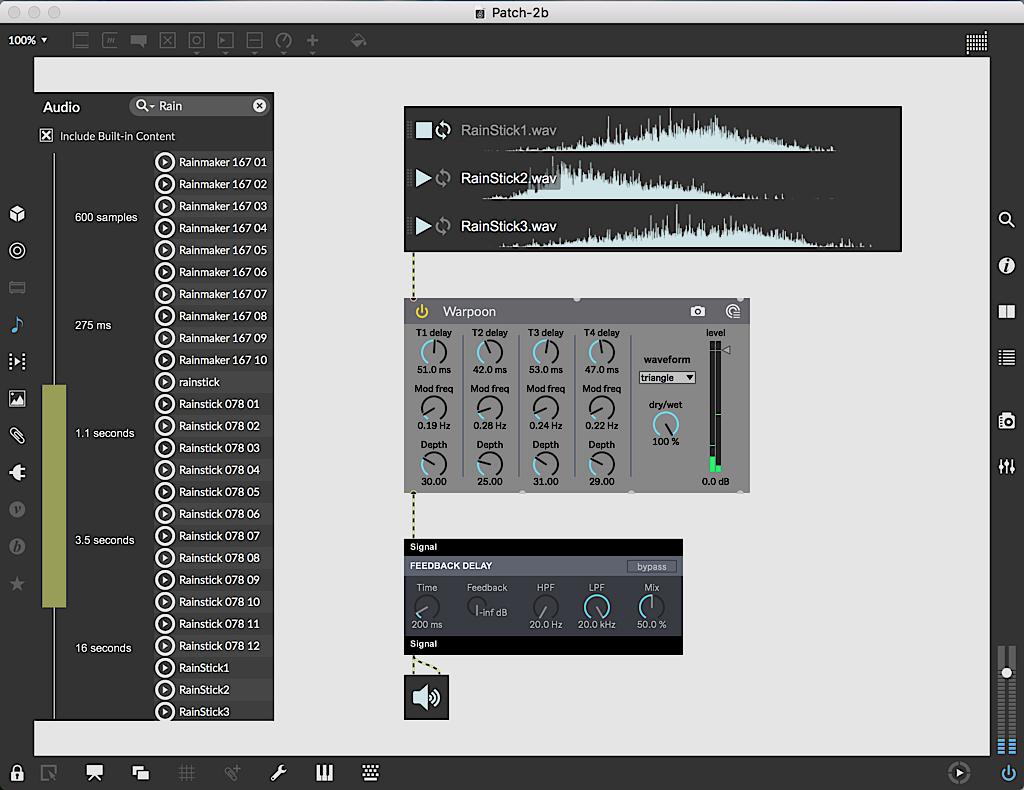 Cycling 74 Max 8.1.0 Mac 破解版 音乐可视化编程工具-麦氪派